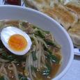 2/24  餃子&味噌ラーメン